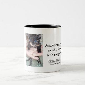 Tech Support Coffee Mug