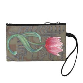 tech tulip change purse