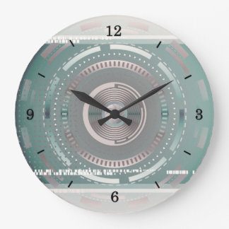 Tech Wall Clock