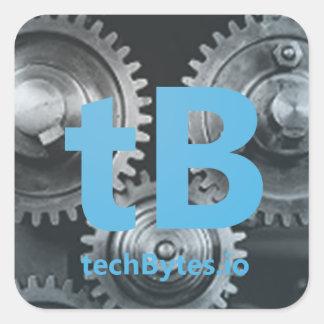 techBytes.io Sticker