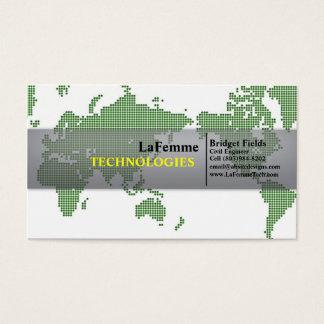 TechEnvy Business Card