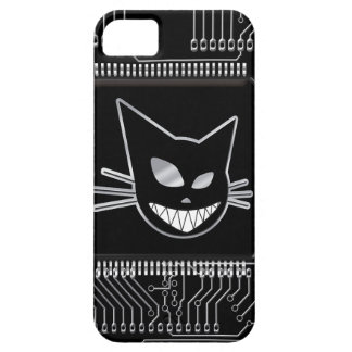 Techi Kitteh Chip iPhone 5 Case