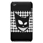 Techi Kitty Black and White iPod Touch Covers