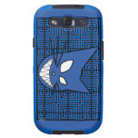 Techi Kitty Blue Samsung Galaxy S3 Covers