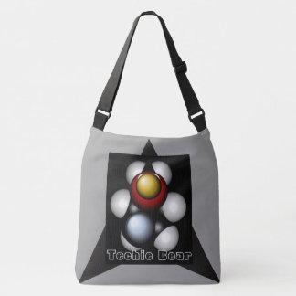 Techie Bear Crossbody Bag