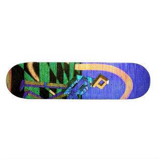 Techie CricketDiane Skateboard Deck