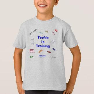 Techie in Training T-Shirt