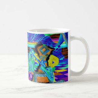 Techies Band Geometrix Series by CricketDiane Coffee Mug