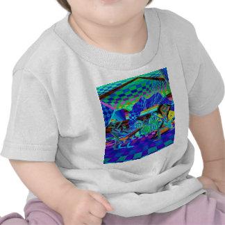 Techies Band Geometrix Series by CricketDiane T Shirts