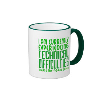 Technical Difficulties Ringer Mug