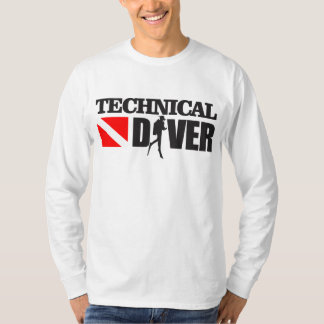 Technical Diver 2 Apparel T-Shirt