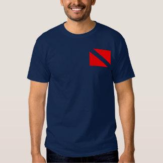 Technical Diver 2 Apparel T-shirt