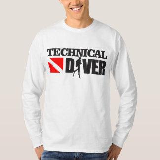 Technical Diver 2 Apparel Tees