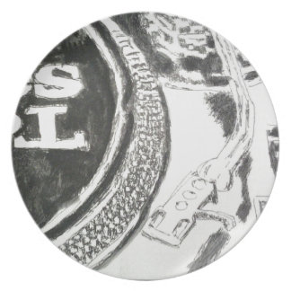 Technical IC sl1200 Plate