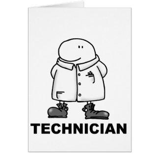 Technician Card