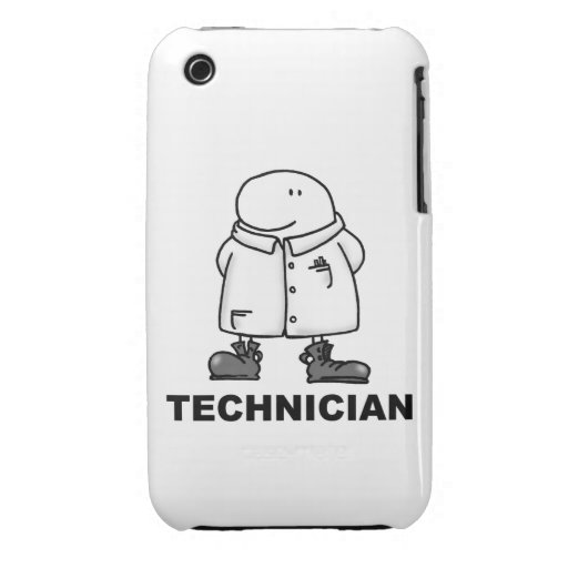 Technician iPhone 3 Cover