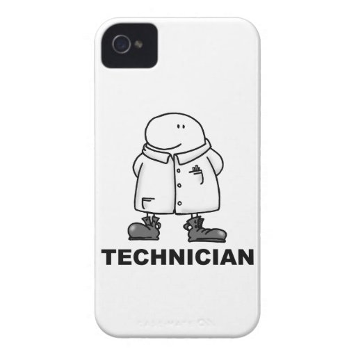 Technician iPhone 4 Cover