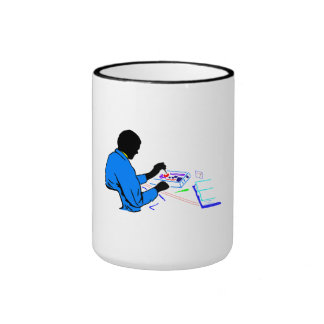 Technician Ringer Coffee Mug
