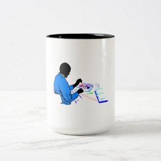 Technician Two-Tone Coffee Mug