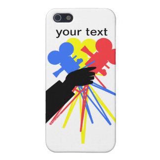 Technicolor Camera Bouquet Phone Cover