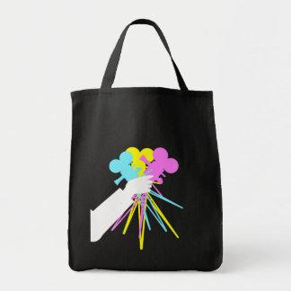 Technicolor Love Bouquet Bag