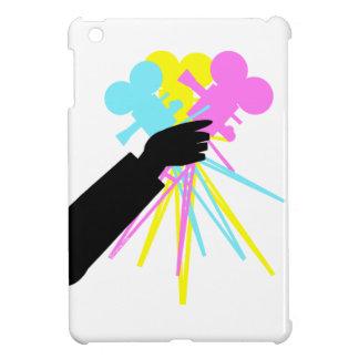Technicolor Love Bouquet Vintage Movie Camera iPad Mini Case