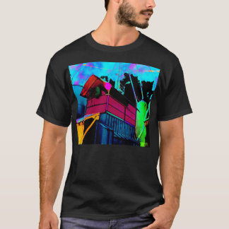 Technicolor Silos T-Shirt