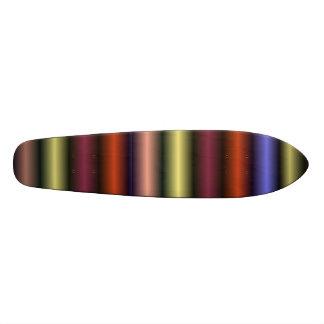 Technicolor skate board skate boards