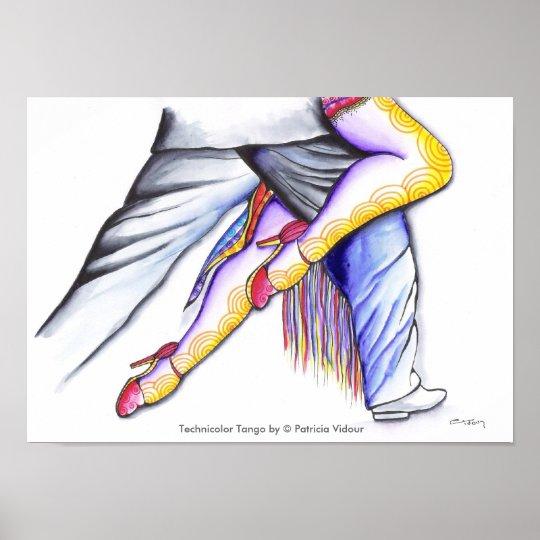 Technicolor Tango Poster