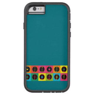 Technicolor vinyl tough xtreme iPhone 6 case