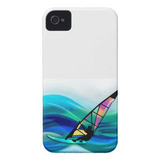 Technicolor Windsurfer Case-Mate iPhone 4 Case