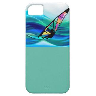 Technicolor Windsurfer iPhone SE/5/5s Case