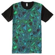 Techno 3 All-Over print t-shirt