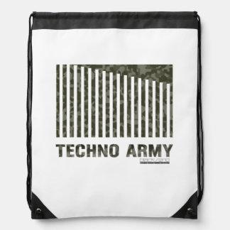 Techno Army Mochilas