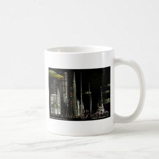 Techno City Coffee Mug
