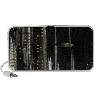 Techno City Notebook Speaker