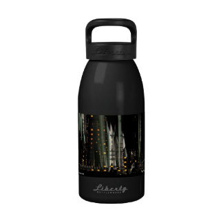 Techno City Reusable Water Bottles