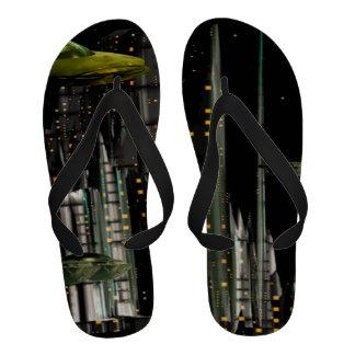 Techno City Sandals