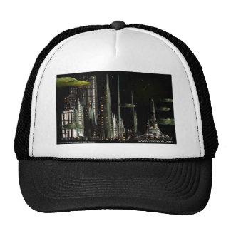 Techno City Trucker Hat