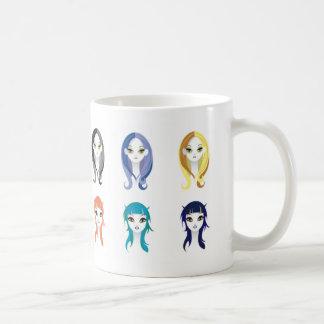 Techno Dolls Mug