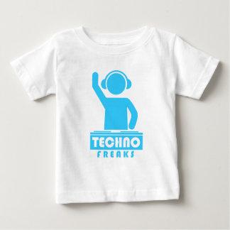 Techno Freaks Baby T-Shirt