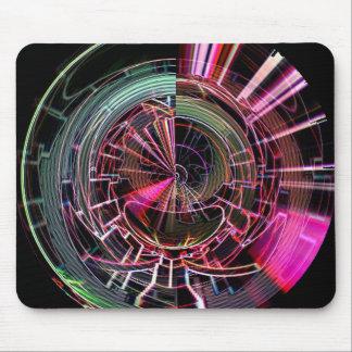 Techno Future Mouse Pad