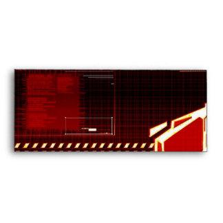 Techno Glitch Envelopes