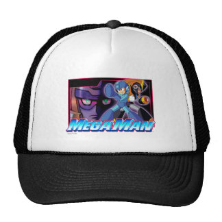 Techno Mesh Hats