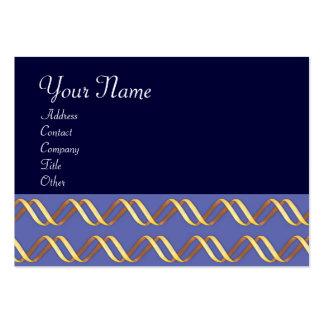 TECHNO INFINITE , light yellow blue Business Cards