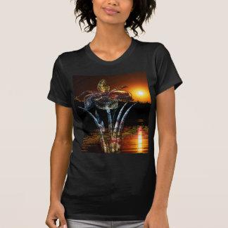 Techno Iris copy Tshirt