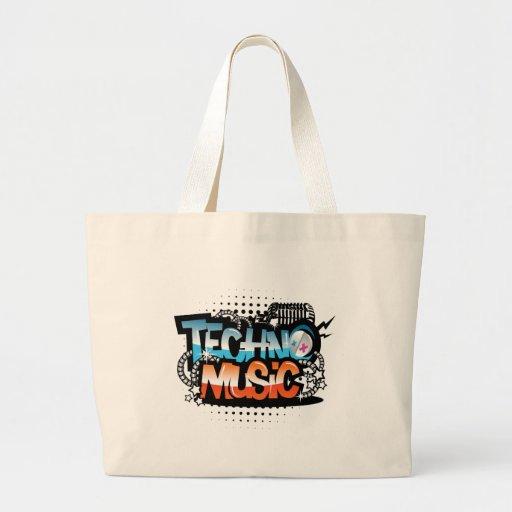 Techno Music Bags