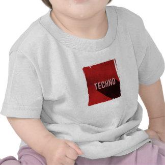 Techno Camiseta