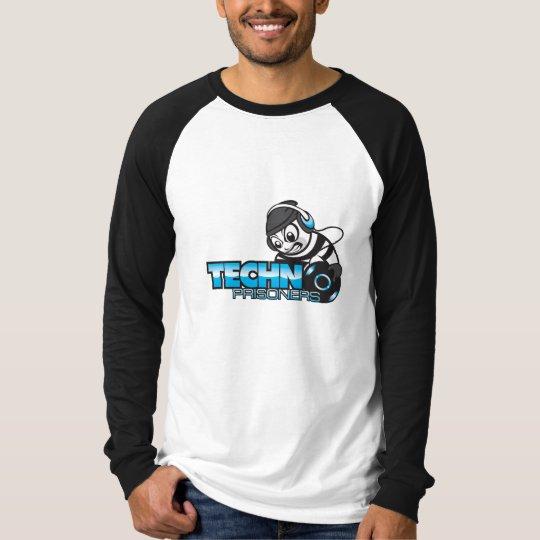 Techno Prisoners! Long Sleeve Jersey T T-Shirt