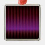 techno púrpura abstracto adorno